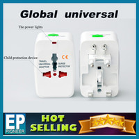 surge protector - Travel universal power adapter for plug Surge Protector Universal International Travel Power Adapter Plug US UK EU AU AC Plug