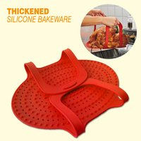 baked turkey - Silicone Baking Mat Oven Roasted Turkey Pad Heat Oil Proof Soft Mat FDA Level by Orc