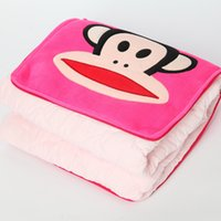 air conditioner automotive - Automotive supplies new cartoon is thickened pillow cushion quilt dual purpose automobile air conditioner cool in the summer is the lunch br