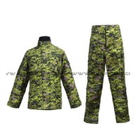 Wholesale us army military uniform for men Canadian Army CADPAT BDU Uniform CL CA