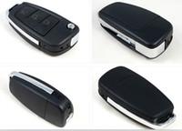 Wholesale 1080P IR Night Vision Spy car key camera with Motion Detection Full HD mini DVR PC camera S820 in retail box dropship