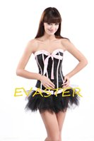 adorable animal designs - Adorable New design Strapless sexy woman lace up waist cincher corset