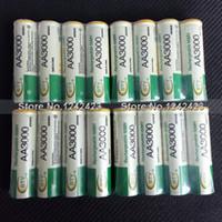 Wholesale 16pcs Original BTY NIMH AA V Rechargeable Battery AA Batteries V pilha recarregavel pilas recargables