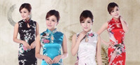 traditional chinese wedding dress - Chinese traditional Chinese qipao dress fashion cheap wedding dress qipao dress