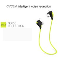 Wholesale V4 Mini Lightweight Wireless Stereo Sports Running Gym Exercise Bluetooth Earbuds In ear Sweatproof Headsets QY7 Bluetooth Earphone
