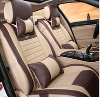 accessories lexus - Good quality Special car seat covers for Lexus ES300h breathable comfortable leather seat covers for ES300h