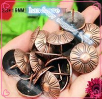 Wholesale Hardware accessories sofa iron nails for Furniture door decoration mm mm