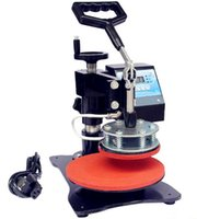 automatic paper plate machine - P2 m Heat Transfer Printing Machine Plate Printer D125mm Press Print Plate Logo Usage Video Digital QA