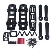 Wholesale Carbon Fiber mm Mini FPV Quadcopter Frame Kit Axis Mulitcopter Wholesales