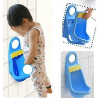 Wholesale LS4G Baby Products Children Potty Toilet Training Kids Urinal Plastic for Boys Pee Suction