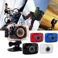 Wholesale 1 Set High resolution Inch Mini Camera Touch Screen Waterproof With Case New Camcorder Digital Camera