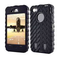 apple tire - S5Q Fashion Shockproof High Impact Rugged Tires Profile Case Cover For Iphone C AAAFLI