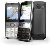 Wholesale C5 Original Unlocked C5 cell phone MP camera GPS with