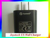 Precio de Evic joytech-Adaptador de pared Joyetech pared cargadores enchufe de los EEUU de la UE para EGO JOYTECH un kit USB cargador istick 30w EVIC-vt EVIC VTC Mini