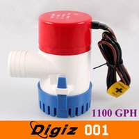 Wholesale 12V A Submersible Fishing Boat Bilge Water Pump GPH With Retail Box and Manual CARS0222