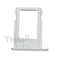silver tray - Silver Nano SIM Card Tray for iPhone5 G Repalcemnet Repair Parts Best Quality OIMTR