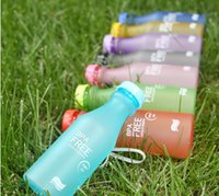 Wholesale travel mug sport camping equipment Durable ml Unbreakable Water Soda drink bottles garrafa de agua fruit infuser drinkware