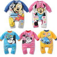 baby romper body - Baby Body Romper Autumn Style Cartoon High Quality Infant Baby Romper Baby Rompers Jumpsuit