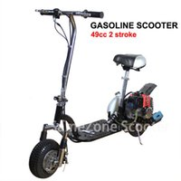 gas motor scooter - 2 stroke cc gas scooter gas motor