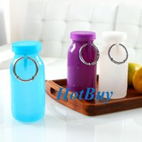 Wholesale Multi function Foldable Water Bottle Soft Hot Water Bag Hand Warmer Bag for Winter Assorted Color