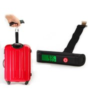 baggage weight scale - Digital Lcd Electronic Pocket Lage Baggage Scale Weight kg g Hanging Strap