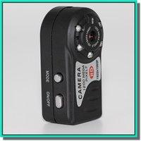 Wholesale Brand new mini DV camera portable black c90 mini DVR HD camera recorders with retail box dhl free