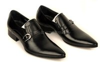 Wholesale FAHION men s leather shoes men s business dress shoes men shoes