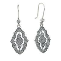 earings - crystal earings for wedding dangling S925 sterling silver new arrival pandora style European hot sale ER113