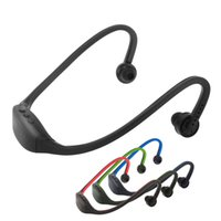 Wholesale US Stock S9 Wireless Bluetooth Headphones Hands Free Headset Neckband Earbud Sports Earphone For iPhone Samsung LG