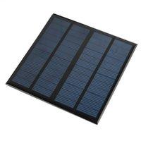 0-20 W 12v solar battery charger - HOT W V Mini Solar Cell Polycrystalline Solar Panel DIY Panel Charger Solar Power Battery Charger MM