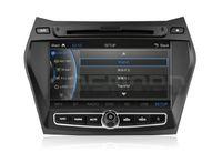 hyundai ix45 - CASKA Hot inch car dvd player dvd gps double din gps trackers car dvd player for CA345 MQ8 Hyundai iX45