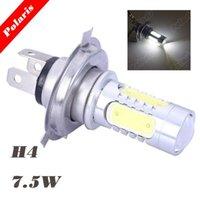 bright color led bulb - 1pcs DC12V Multi color car styling light H4 W HIGH POWER Super bright LED BULBS CAR FOG LAMP d