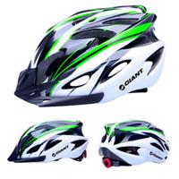 cycling helmet - Upgrade Model Bicycle Helmet Cycling Helmet PVC EPS Safety Bike Helmet Bike Head Protect MTB Helmet