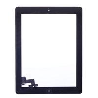 tablet parts - Apple Ipad2 tablet touch screen repair parts new BLACK