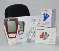 medical packaging - Medical YUYUE Blood glucose meter Blood sampling pen single packaging test paper blood collecting needles