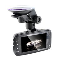 Wholesale 2 quot P English Russian Optional Language Car DVR Vehicle Camera Video Recorder Dash Cam G sensor GS8000L