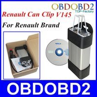 El precio de fábrica Renault puede acortar el interfaz de diagnóstico V145 Auto Renault acorta con el envío libre de DHL y tres años de garantía