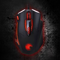 Wholesale E YuanSu Z Avago A3050 Gaming Mouse DPI Optical Mouse Programmable Buttons Adjustable Weights Mause For Dota2 Gamer