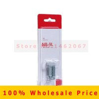 Wholesale Original NB L NB9L NB L Batteries Pack Replacement Camera Battery For Canon IXUS HS
