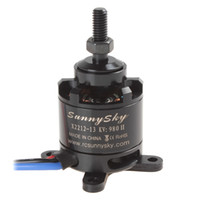 Wholesale 2015 SUNNYSKY X2212 KV Outrunner Brushless Motor for RC Multi rotor Quadcopter for the new player AFD_404