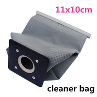 Wholesale 2pcs Vacuum Cleaner Bag Non Woven Bags Hepa Filter Dust Bags Cleaner Environmental Bags Accessories For Cleaner x10cm