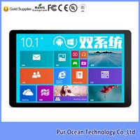 Wholesale 10 INCH x10HD g dual os teclast tablet pc with intel baytrail F G GB with dual camera mp support HDMI with super retina