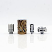 Wholesale 2015 Brand new ml ego supreme vaporizer Airflow adjustable Atomizer eGo Supreme kit ecig atomizer ego supreme rebuildable atomizer