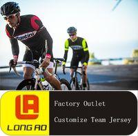 santini - New Santini Men Cycling Short Sleeve Jersey Sets Skinny Bike Wear Breathable Cycling Clothing Seamless Bike Costume cheap