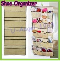 Wholesale Register Pockets Over Door Cloth Shoe Organizer Hanging Hanger Closet Space Storage Worldwide