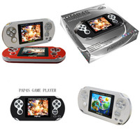 Wholesale PMP S Game Players Inch Bit GB Video Games Consoles Portable Pocket PMP Handheld Game Player Support TF Card Expansion Toys