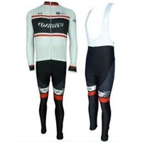 Wholesale 2015 winter thermal wilier Cycling long sleeve Jersey and bib pants bike mountain jersey cycling clothing suit Winter Cycling Jerseys