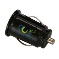 Wholesale DC12V Dual Socket Cigarette Lighter Car Auto USB Port Adapter Splitter Sockets Charger For Mobile Phone M21567