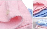 Wholesale Lady s Magic Hair Washing Quickly Drying Soft Microfiber Bath Wrap Towel Hat Cap