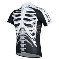 Wholesale New Polyester Breathable Cycling Jerseys Full zip Quick Dry MTB Bike Clothing Short Sleeve Bicycle Clothes Ropa Ciclismo
